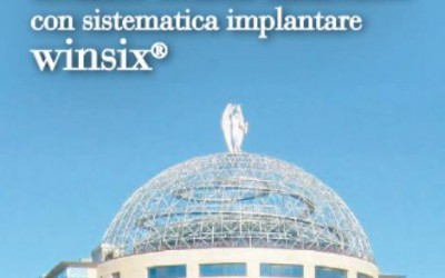 COURSE ON PROSTHESES ON IMPLANTS BY IMMEDIATE LOADING USING MINIINVASIVE TECNIQUES AND THE WINSIX IMPLANT SYSTEM