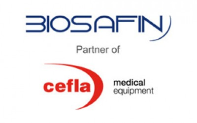 BIOSAFIN - CEFLA Group partnership