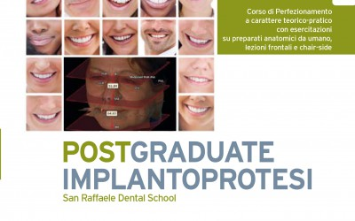 Postgraduate in Implantoprotesi 2015