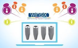 WINSIX® in the main digital libraries