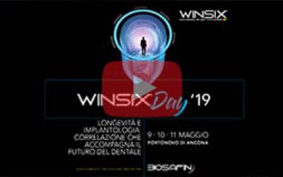 7° WINSIX DAY 2019   Portonovo - 9.10.11 Maggio