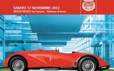 POST EVENT: A prestigious event at Museo Nicolis in Verona on November, 17 to listen to the expert opinion on...