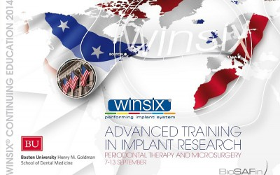Advanced Training in Implant Research