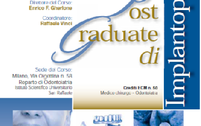 POST-GRADUATE DI IMPLANTOPROTESI