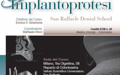 Postgraduate in Implantoprotesi